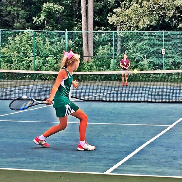 The Savvy Life Tennis